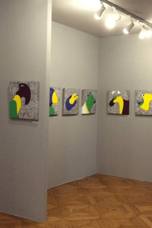 Martinieri, Exposition, Bestiaire, mairie du 5ème